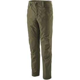 Patagonia Gritstone Rock Pantalon Homme, industrial green